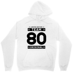80 Year Old - 80th Birthday Funny Gift Unisex Hoodie | Artistshot