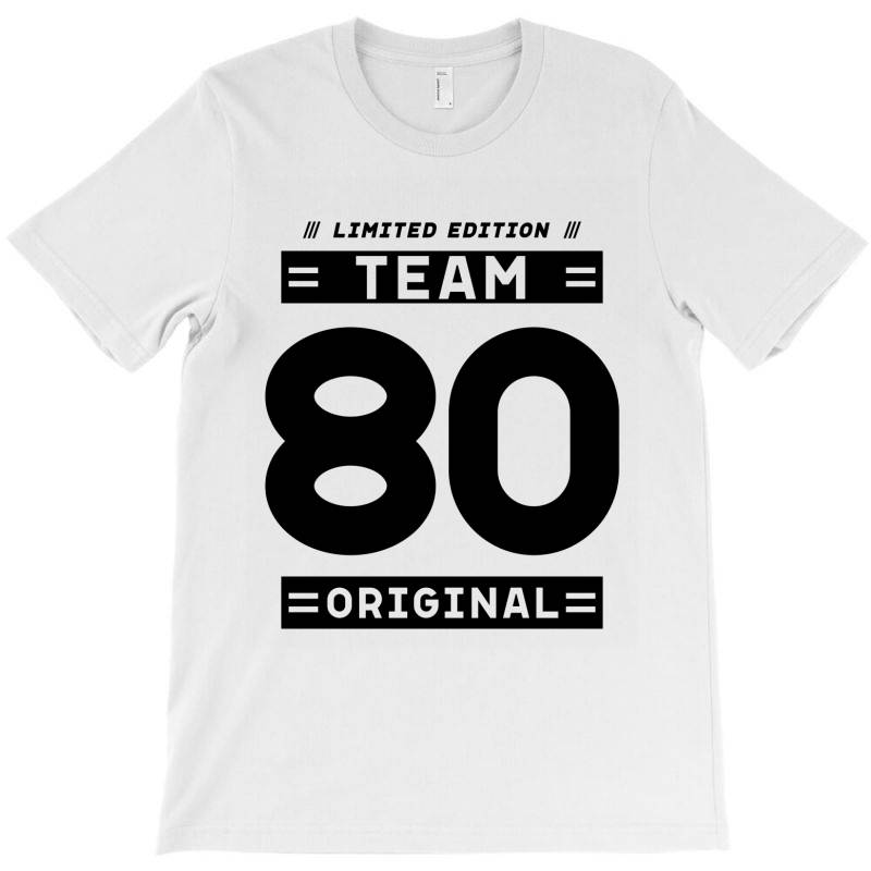 80 Year Old - 80th Birthday Funny Gift T-shirt | Artistshot