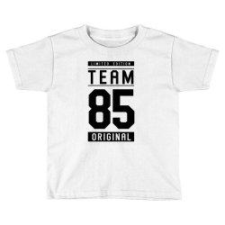 85 Year Old - 85th Birthday Funny Gift Toddler T-shirt | Artistshot