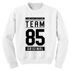 85 Year Old - 85th Birthday Funny Gift Youth Sweatshirt | Artistshot