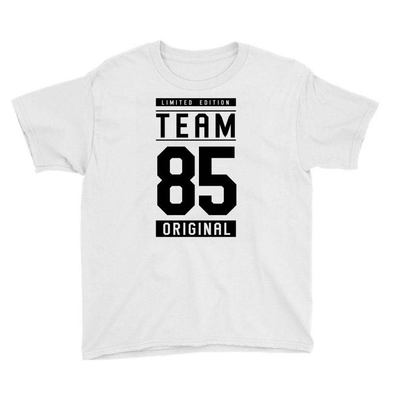 85 Year Old - 85th Birthday Funny Gift Youth Tee | Artistshot