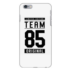 85 Year Old - 85th Birthday Funny Gift iPhone 6 Plus/6s Plus Case | Artistshot