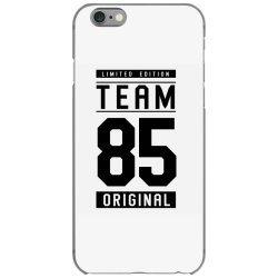 85 Year Old - 85th Birthday Funny Gift iPhone 6/6s Case | Artistshot