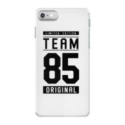 85 Year Old - 85th Birthday Funny Gift iPhone 7 Case | Artistshot
