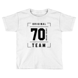 70 Year Old - 70th Birthday Funny Gift Toddler T-shirt | Artistshot
