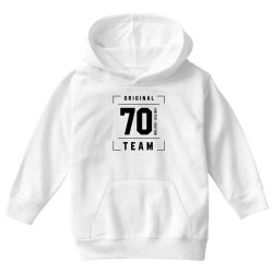 70 Year Old - 70th Birthday Funny Gift Youth Hoodie | Artistshot