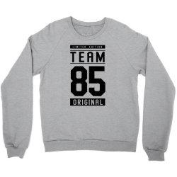 85 Year Old - 85th Birthday Funny Gift Crewneck Sweatshirt | Artistshot