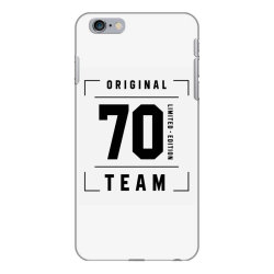 70 Year Old - 70th Birthday Funny Gift iPhone 6 Plus/6s Plus Case | Artistshot