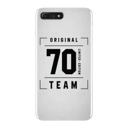 70 Year Old - 70th Birthday Funny Gift iPhone 7 Plus Case | Artistshot