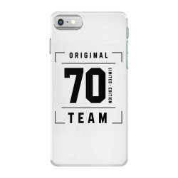 70 Year Old - 70th Birthday Funny Gift iPhone 7 Case | Artistshot