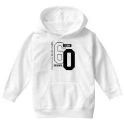 60 Year Old - 60th Birthday Funny Gift Youth Hoodie | Artistshot