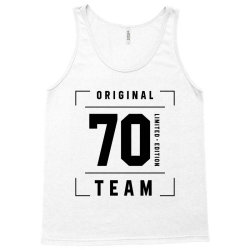 70 Year Old - 70th Birthday Funny Gift Tank Top | Artistshot