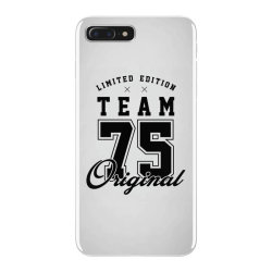 75 Year Old - 75th Birthday Funny Gift iPhone 7 Plus Case | Artistshot