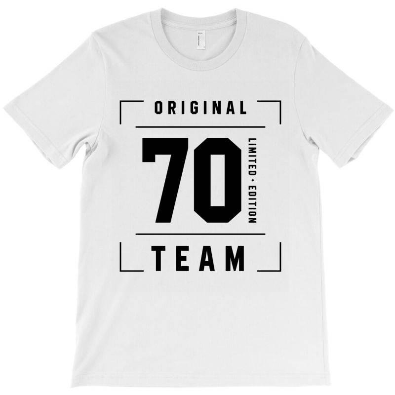 70 Year Old - 70th Birthday Funny Gift T-shirt | Artistshot