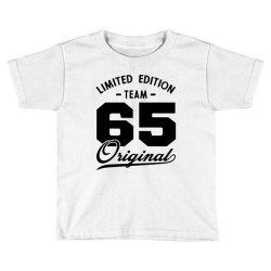 65 Year Old - 65th Birthday Funny Gift Toddler T-shirt | Artistshot