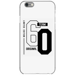 60 Year Old - 60th Birthday Funny Gift iPhone 6/6s Case | Artistshot