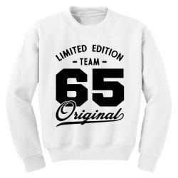 65 Year Old - 65th Birthday Funny Gift Youth Sweatshirt | Artistshot