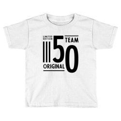 50 Year Old - 50th Birthday Funny Gift Toddler T-shirt   Artistshot