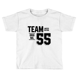 55 Year Old - 55th Birthday Funny Gift Toddler T-shirt | Artistshot