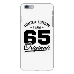 65 Year Old - 65th Birthday Funny Gift iPhone 6 Plus/6s Plus Case | Artistshot