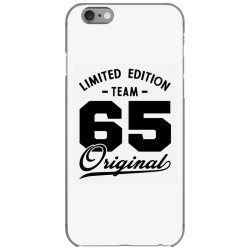 65 Year Old - 65th Birthday Funny Gift iPhone 6/6s Case | Artistshot