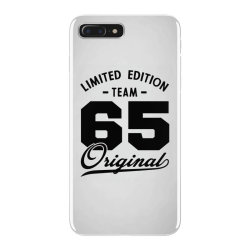 65 Year Old - 65th Birthday Funny Gift iPhone 7 Plus Case | Artistshot