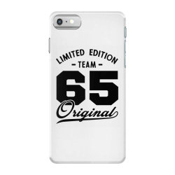 65 Year Old - 65th Birthday Funny Gift iPhone 7 Case | Artistshot