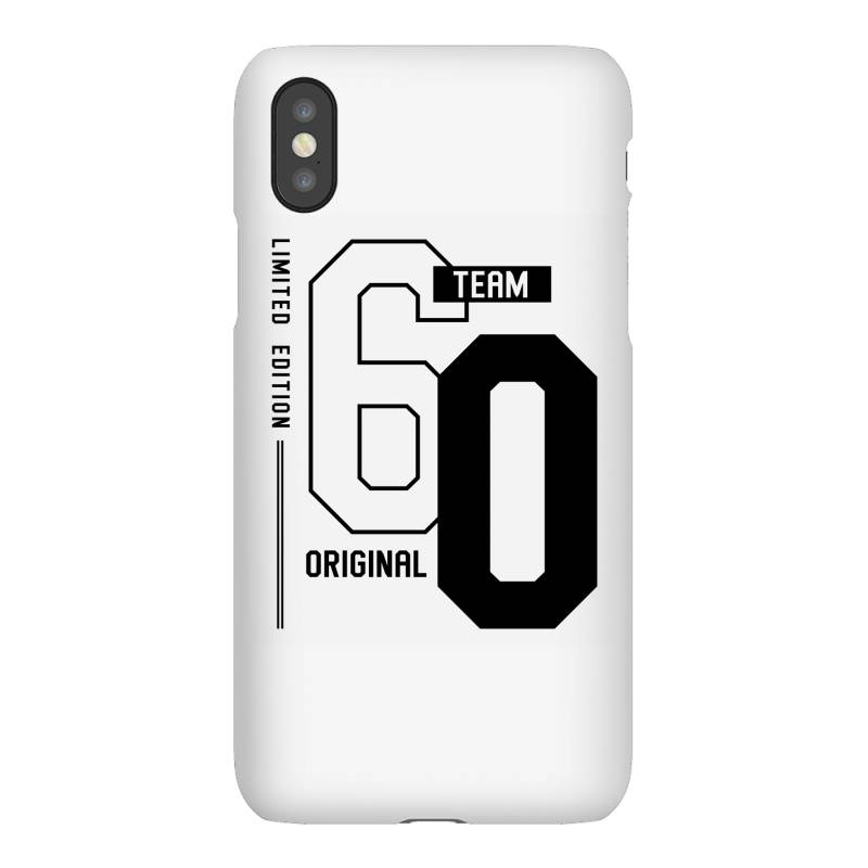 60 Year Old - 60th Birthday Funny Gift Iphonex Case | Artistshot
