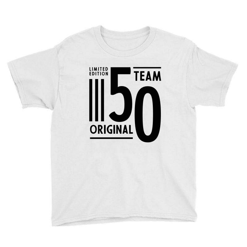 50 Year Old - 50th Birthday Funny Gift Youth Tee   Artistshot