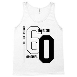 60 Year Old - 60th Birthday Funny Gift Tank Top | Artistshot