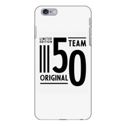 50 Year Old - 50th Birthday Funny Gift iPhone 6 Plus/6s Plus Case | Artistshot
