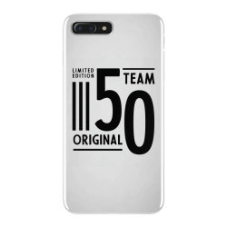 50 Year Old - 50th Birthday Funny Gift iPhone 7 Plus Case | Artistshot