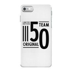 50 Year Old - 50th Birthday Funny Gift iPhone 7 Case | Artistshot