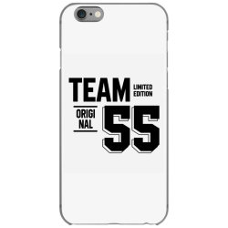 55 Year Old - 55th Birthday Funny Gift iPhone 6/6s Case | Artistshot