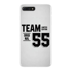 55 Year Old - 55th Birthday Funny Gift iPhone 7 Plus Case | Artistshot