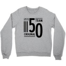 50 Year Old - 50th Birthday Funny Gift Crewneck Sweatshirt | Artistshot