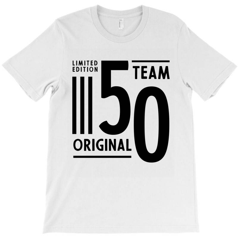 50 Year Old - 50th Birthday Funny Gift T-shirt | Artistshot