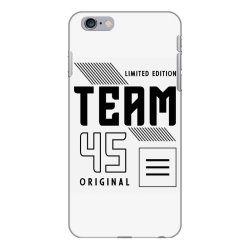 45 Year Old - 45th Birthday Funny Gift iPhone 6 Plus/6s Plus Case | Artistshot