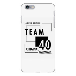 40 Year Old - 40th Birthday Funny Gift iPhone 6 Plus/6s Plus Case | Artistshot