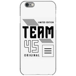 45 Year Old - 45th Birthday Funny Gift iPhone 6/6s Case | Artistshot