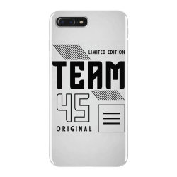 45 Year Old - 45th Birthday Funny Gift iPhone 7 Plus Case | Artistshot