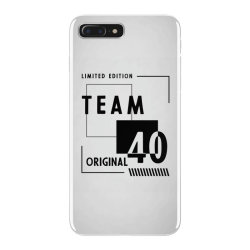 40 Year Old - 40th Birthday Funny Gift iPhone 7 Plus Case | Artistshot