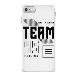 45 Year Old - 45th Birthday Funny Gift iPhone 7 Case | Artistshot