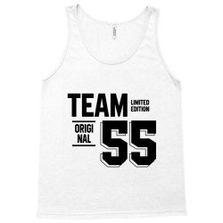 55 Year Old - 55th Birthday Funny Gift Tank Top | Artistshot