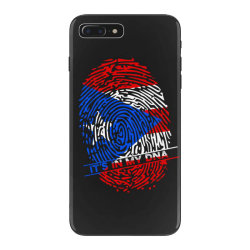 Puerto Rico finger print DNA iPhone 7 Plus Case | Artistshot