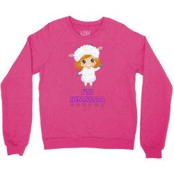 Baby Simsima Farm Funny Sheep Crewneck Sweatshirt   Artistshot