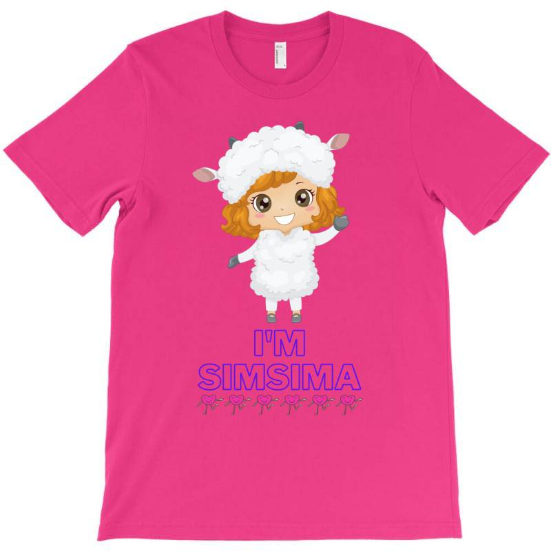 Baby Simsima Farm Funny Sheep T-shirt   Artistshot