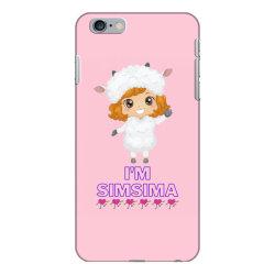Baby Simsima Farm Funny Sheep iPhone 6 Plus/6s Plus Case | Artistshot