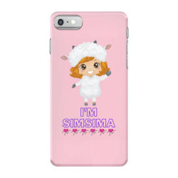 Baby Simsima Farm Funny Sheep iPhone 7 Case | Artistshot