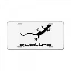 lizard logo License Plate | Artistshot